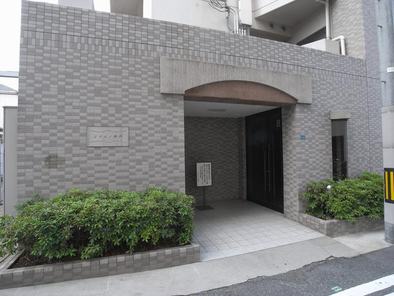 物件番号: 1025847709 エテルノ神戸  神戸市中央区国香通3丁目 2SLDK マンション 画像18