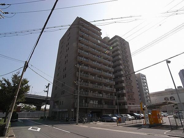 物件番号: 1025882332 アミーグランコート三宮  神戸市中央区浜辺通3丁目 1K マンション 画像13