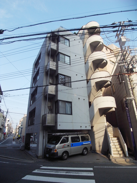 物件番号: 1025847893 シーポート  神戸市中央区二宮町4丁目 1LDK マンション 外観画像