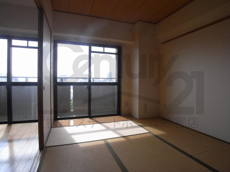 物件番号: 1025871680 ミリオンベル神戸  神戸市兵庫区佐比江町 2LDK マンション 画像18