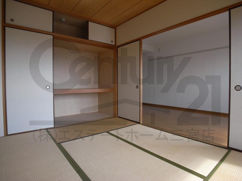 物件番号: 1025871680 ミリオンベル神戸  神戸市兵庫区佐比江町 2LDK マンション 画像19