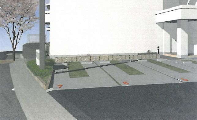 物件番号: 1025849070 モンテボヌールⅡ  神戸市灘区篠原北町3丁目 2LDK ハイツ 画像4