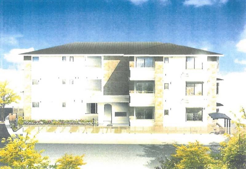 物件番号: 1025849072 モンテボヌールⅡ  神戸市灘区篠原北町3丁目 2LDK ハイツ 画像2