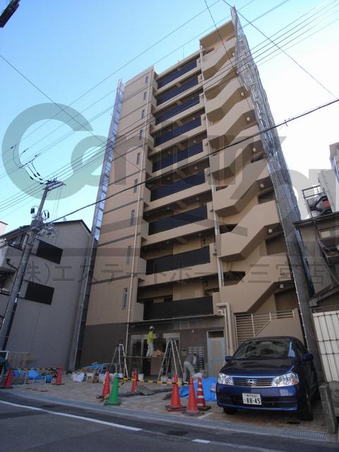 物件番号: 1025849785 カーヨパレス二宮  神戸市中央区二宮町1丁目 3LDK マンション 外観画像
