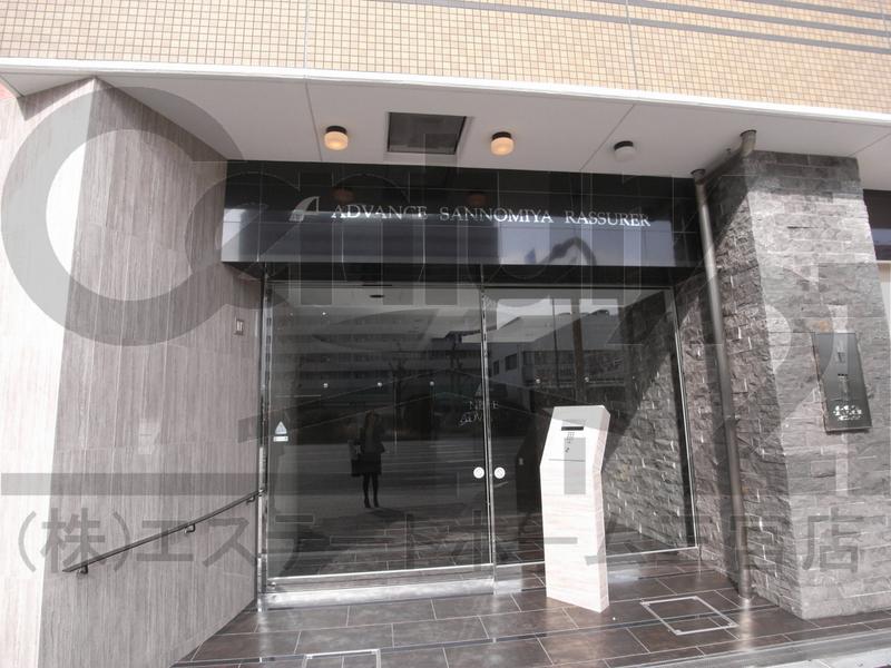 物件番号: 1025849834 アドバンス三宮ラシュレ  神戸市中央区吾妻通5丁目 2K マンション 画像17