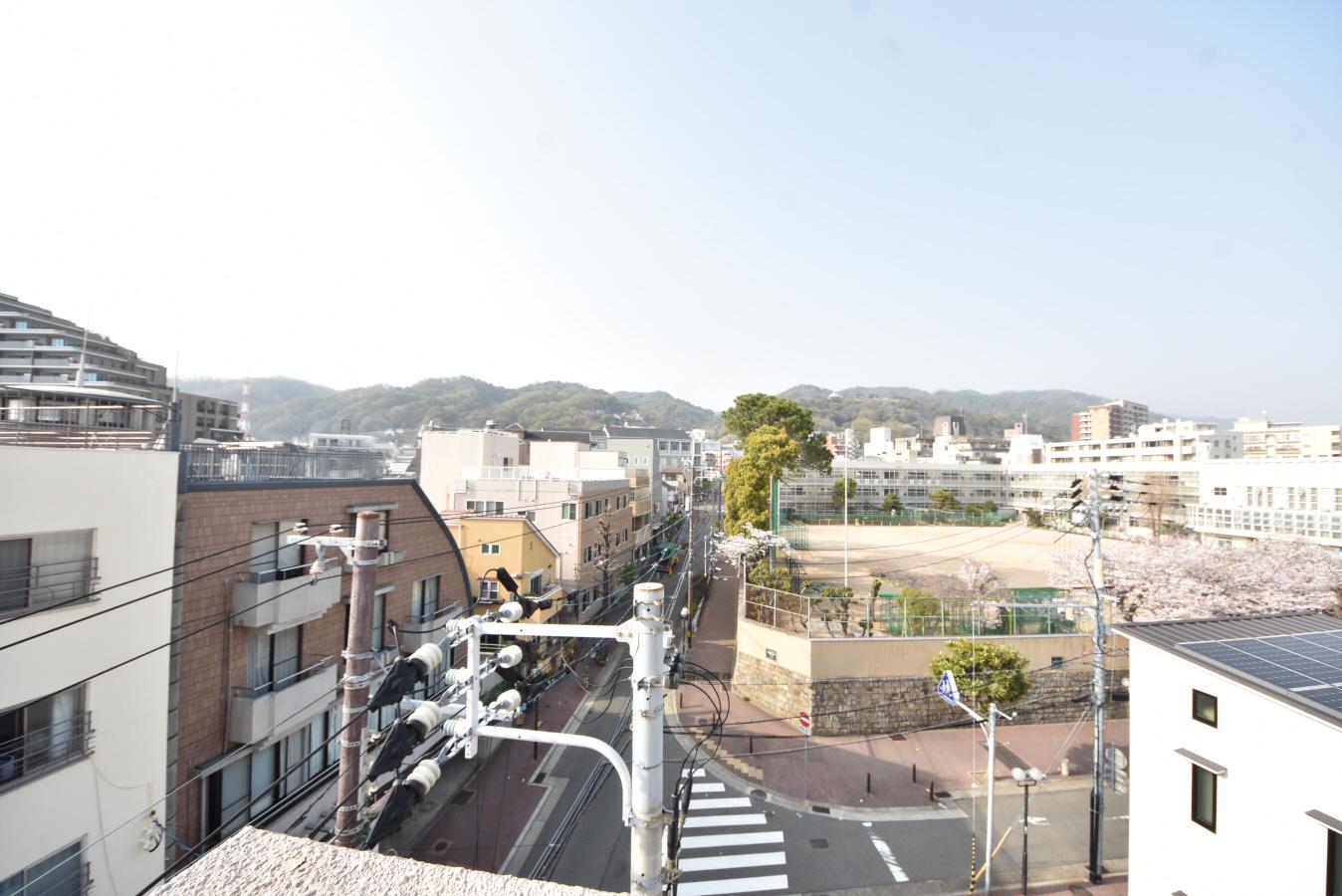 物件番号: 1025850065 神戸中山手ハウス  神戸市中央区中山手通6丁目 2LDK マンション 画像12