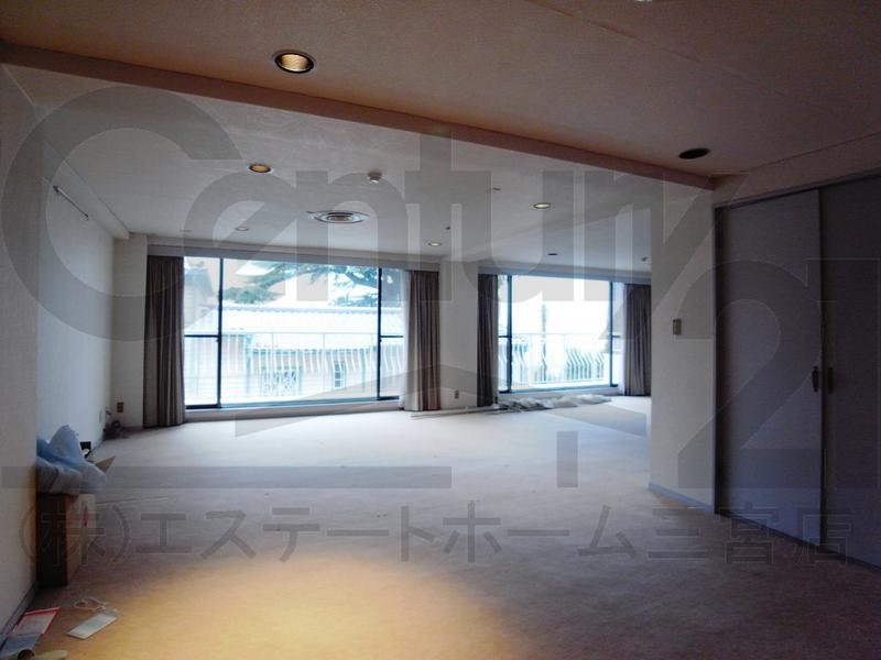 物件番号: 1025865341 第4スカイマンション  神戸市中央区北野町2丁目 3LDK マンション 画像2