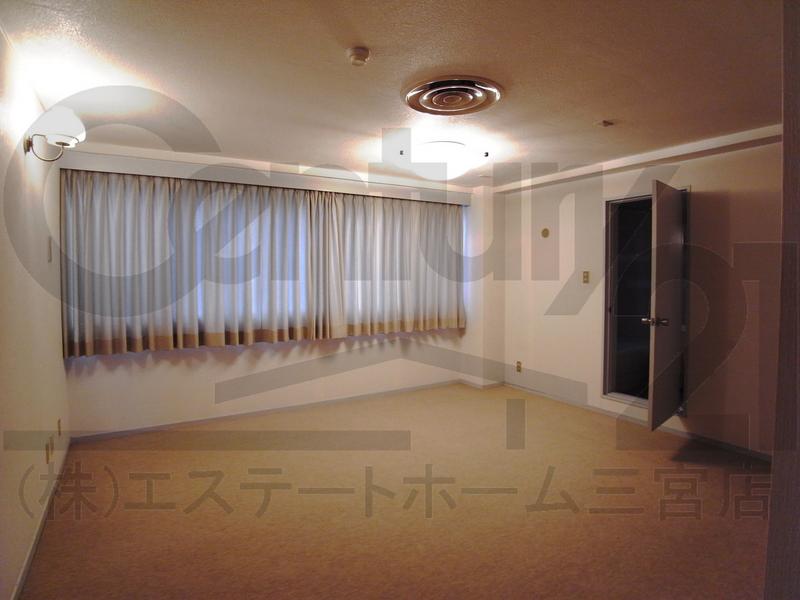 物件番号: 1025865341 第4スカイマンション  神戸市中央区北野町2丁目 3LDK マンション 画像8