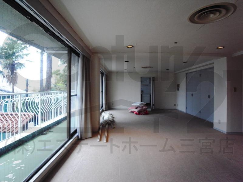 物件番号: 1025865341 第4スカイマンション  神戸市中央区北野町2丁目 3LDK マンション 画像11