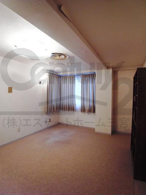 物件番号: 1025865341 第4スカイマンション  神戸市中央区北野町2丁目 3LDK マンション 画像12