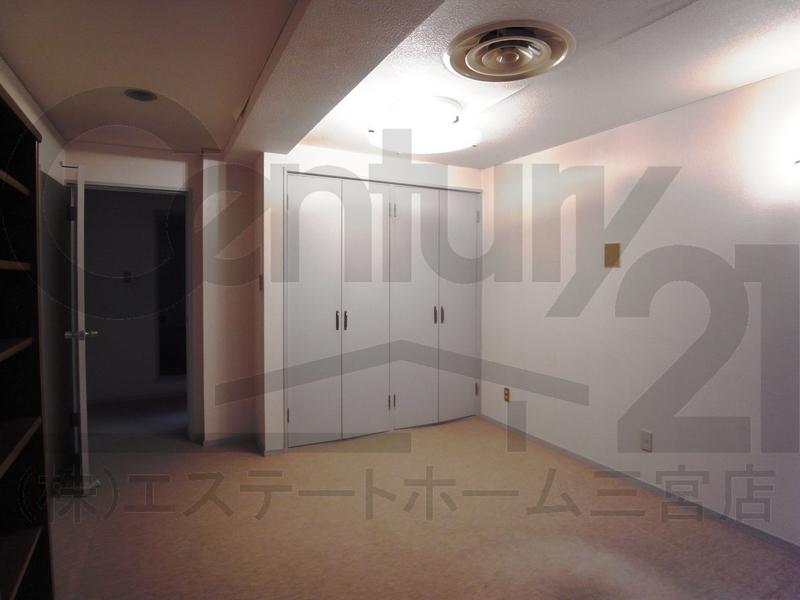 物件番号: 1025865341 第4スカイマンション  神戸市中央区北野町2丁目 3LDK マンション 画像13