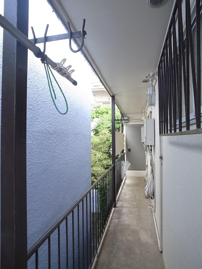 物件番号: 1025850766 サンシャイン新神戸  神戸市中央区熊内橋通6丁目 1LDK ハイツ 画像12