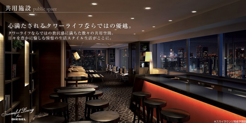 物件番号: 1025883878 神戸ハーバータワー  神戸市中央区海岸通6丁目 3LDK マンション 画像2