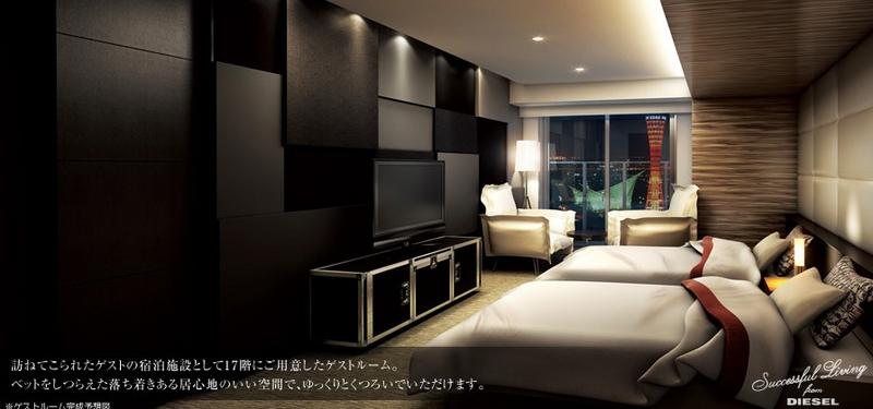 物件番号: 1025883878 神戸ハーバータワー  神戸市中央区海岸通6丁目 3LDK マンション 画像4