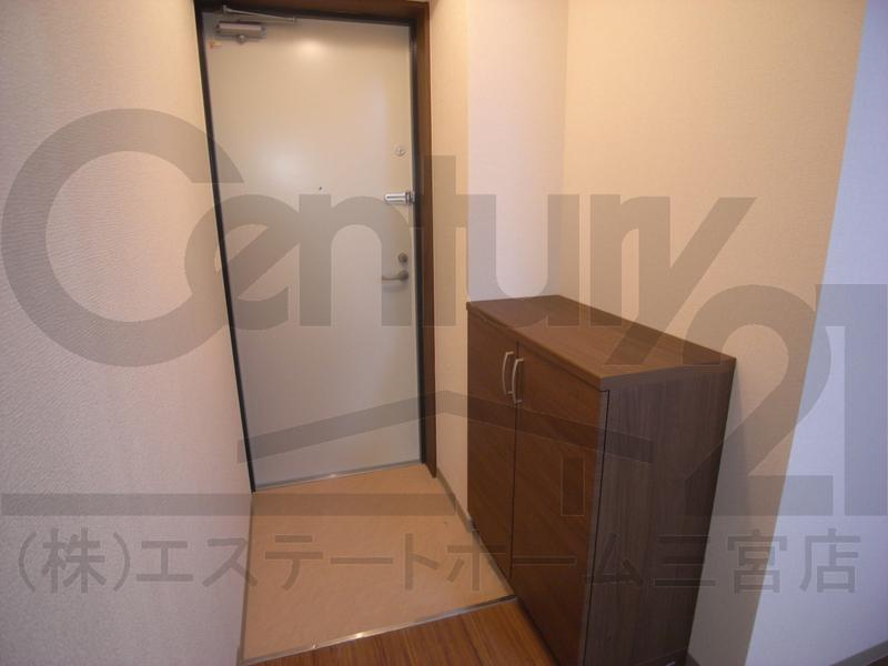 物件番号: 1025850855 セレブコートⅡ  神戸市灘区岩屋北町3丁目 1DK マンション 画像13