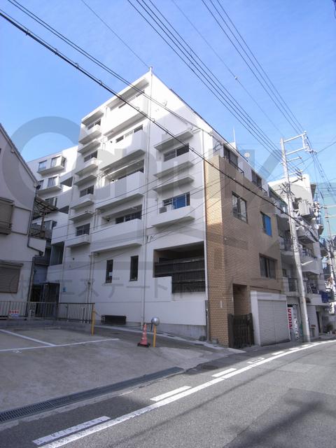AQUA神戸花隈 401の外観