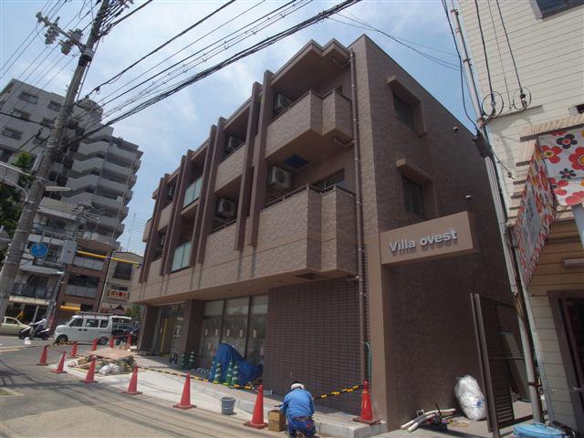 物件番号: 1025851461 Villa ovest(ヴィラ オーベスト)  神戸市中央区国香通2丁目 1LDK マンション 画像1
