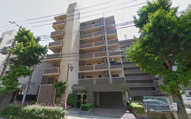 物件番号: 1025873793 新神戸ネクステージ  神戸市中央区生田町3丁目 2LDK マンション 外観画像