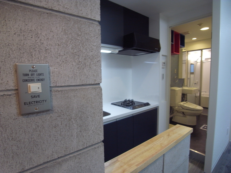 物件番号: 1025854104 g+  神戸市中央区下山手通8丁目 1DK マンション 画像4