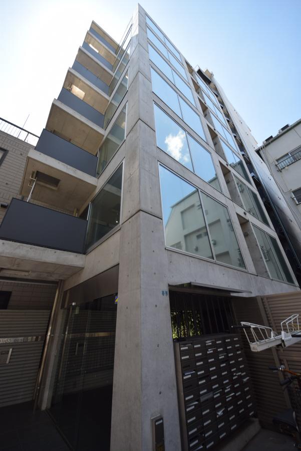 物件番号: 1025854669 East Village SANNOMIYA  神戸市中央区琴ノ緒町4丁目 1R マンション 外観画像