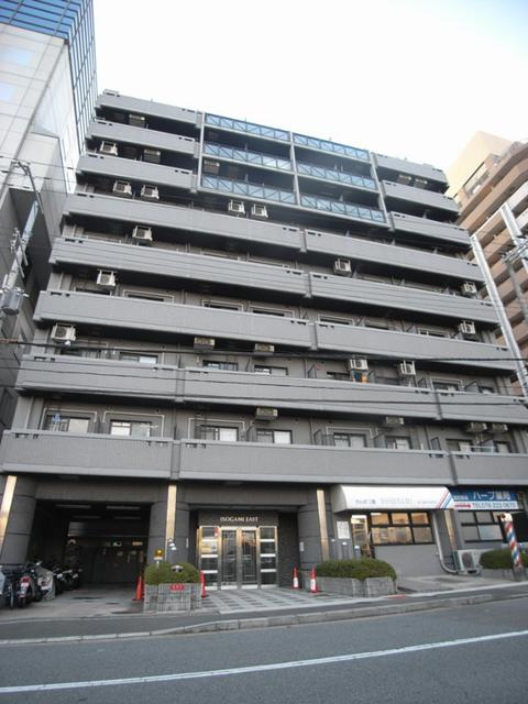 物件番号: 1025882316 ISOGAMI EAST  神戸市中央区磯上通3丁目 1K マンション 画像17