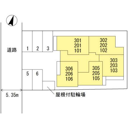 物件番号: 1025857187 AQUILA上筒井通  神戸市中央区上筒井通6丁目 1LDK マンション 画像2