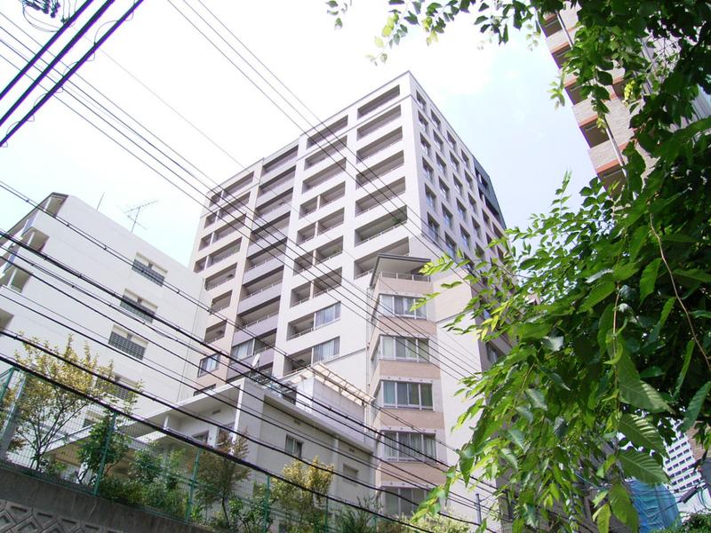 物件番号: 1025883318 ワコーレ神戸北野セリュックス  神戸市中央区加納町2丁目 2LDK マンション 外観画像