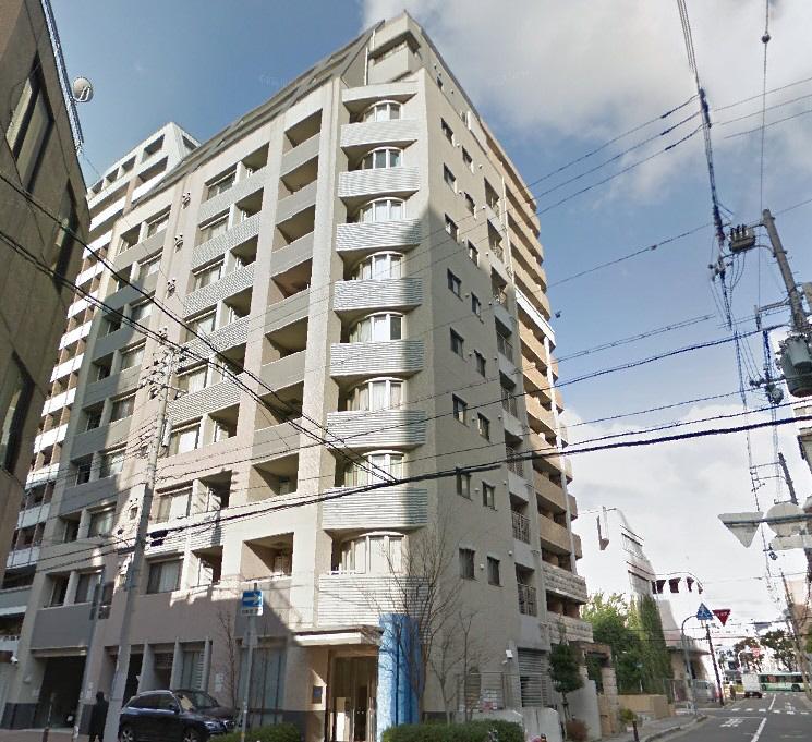 物件番号: 1025882760 ドルフブランシュ・ブルー  神戸市中央区中町通3丁目 1LDK マンション 外観画像
