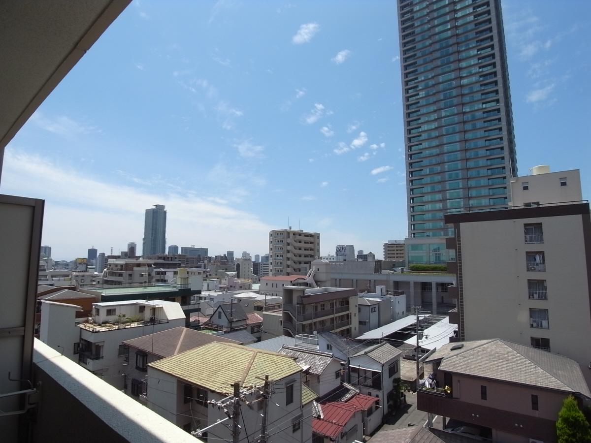 物件番号: 1025858033 アーバネックス新神戸  神戸市中央区熊内橋通5丁目 1K マンション 画像12