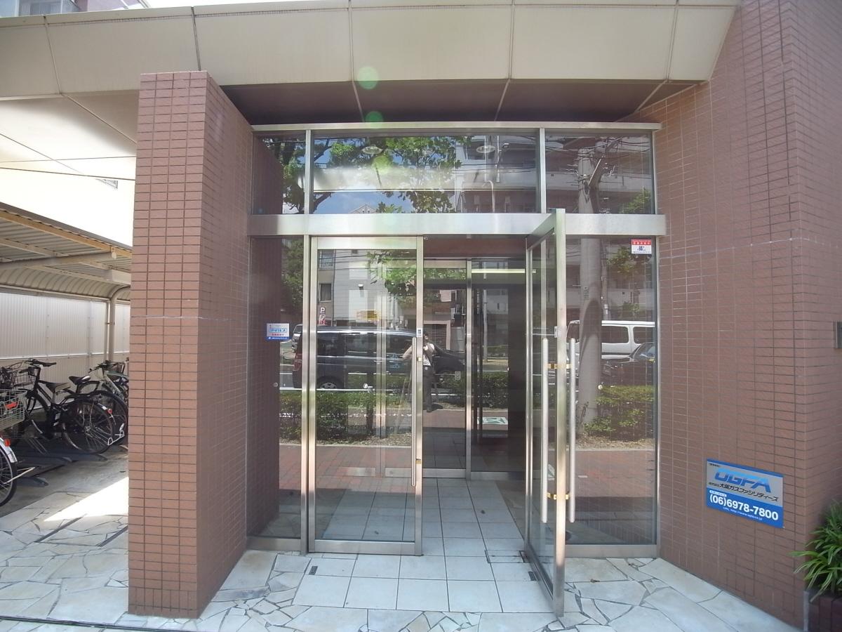 物件番号: 1025858033 アーバネックス新神戸  神戸市中央区熊内橋通5丁目 1K マンション 画像17