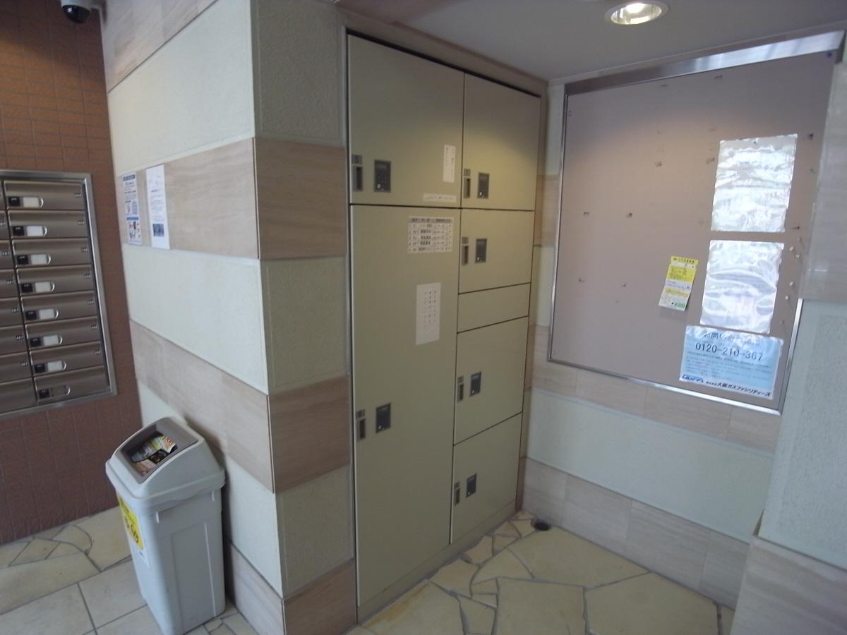 物件番号: 1025858033 アーバネックス新神戸  神戸市中央区熊内橋通5丁目 1K マンション 画像28