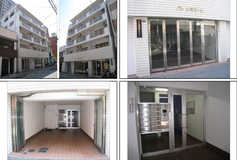 物件番号: 1025858071 パレルミエール  神戸市中央区古湊通2丁目 2DK マンション 画像4
