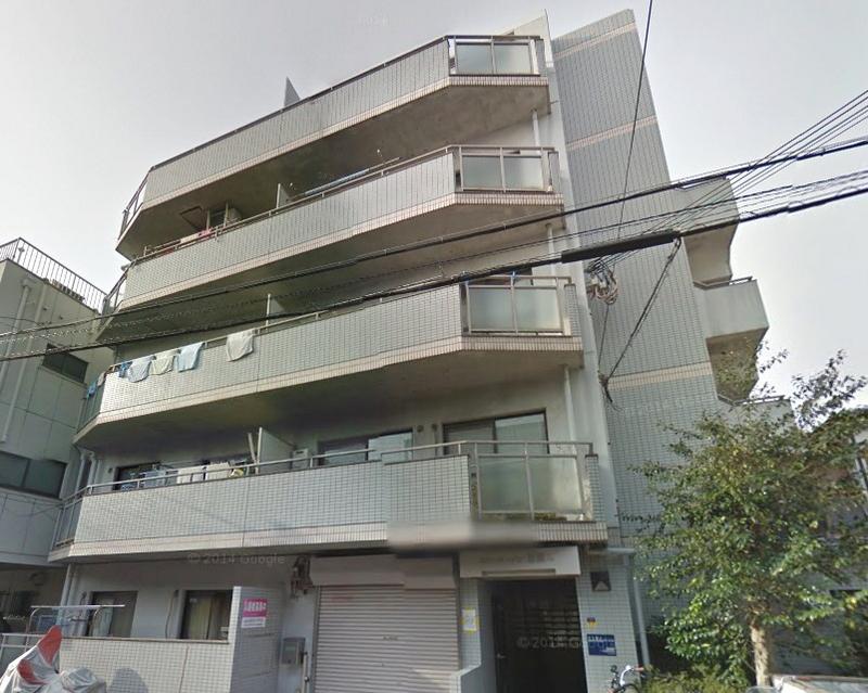 物件番号: 1025865608 ロイヤルメゾン東須磨  神戸市須磨区鷹取町3丁目 1LDK マンション 外観画像