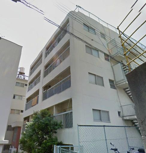 物件番号: 1025882517 グリーンマンション  神戸市中央区山本通2丁目 1K マンション 外観画像