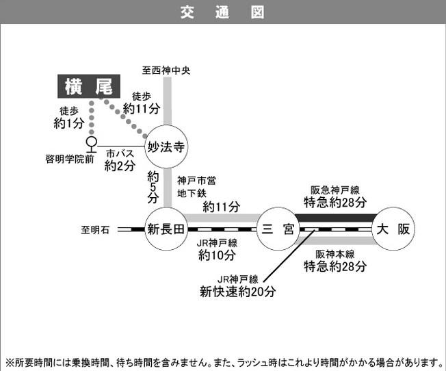 物件番号: 1025861376 横尾(UR)  神戸市須磨区横尾 3DK マンション 画像11
