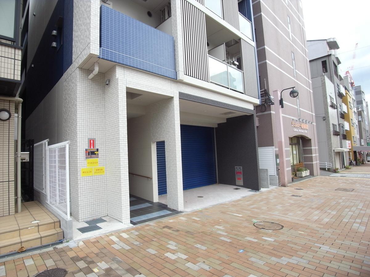 物件番号: 1025859875 J-cube KOBE  神戸市中央区楠町6丁目 1K マンション 画像28