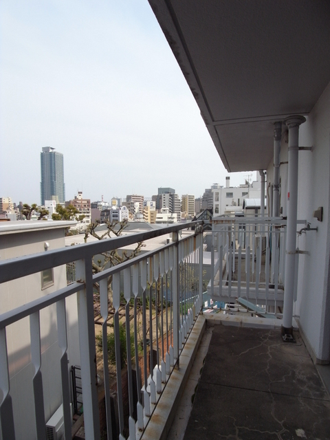 物件番号: 1025860810 水木北野シルクハイツⅠ  神戸市中央区山本通1丁目 1R マンション 画像12