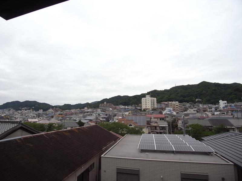 物件番号: 1025866590 中山手ガーデンパレスD棟  神戸市中央区中山手通7丁目 1LDK アパート 画像10