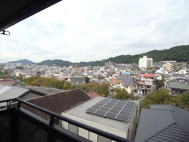 物件番号: 1025860928 中山手ガーデンパレスD棟  神戸市中央区中山手通7丁目 1LDK アパート 画像10