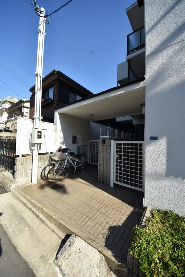 物件番号: 1025861056 神仙閣マンション  神戸市中央区中山手通4丁目 1LDK マンション 画像12