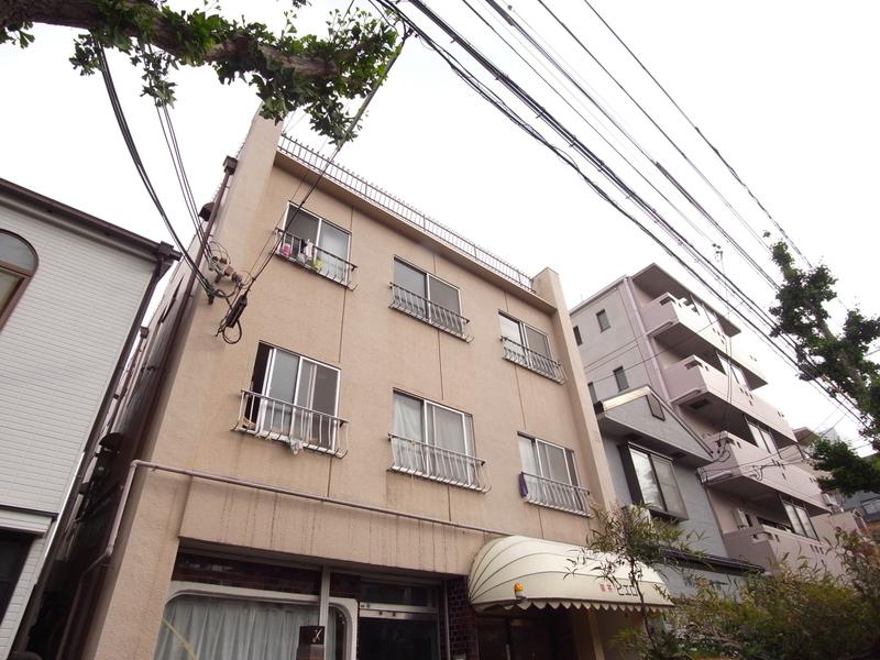 物件番号: 1025875505 洪マンション  神戸市中央区神若通1丁目 2K マンション 外観画像