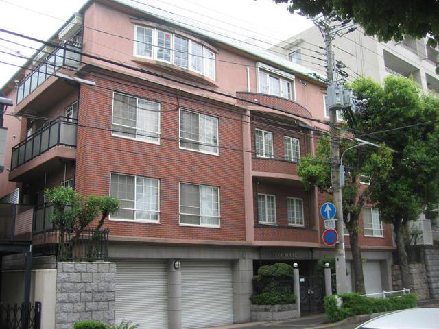 物件番号: 1025861985 フュゲハウス  神戸市中央区籠池通3丁目 3LDK マンション 画像9