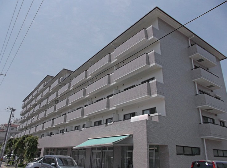 オルテンシア神戸 202の外観