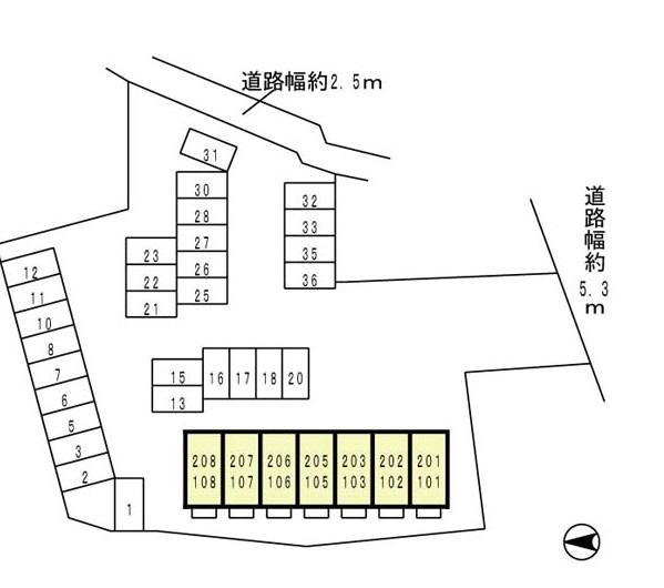 物件番号: 1025862386 セジュール赤坂  神戸市灘区赤坂通6丁目 1K ハイツ 画像8