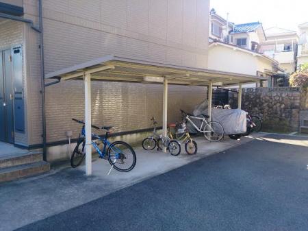 物件番号: 1025862386 セジュール赤坂  神戸市灘区赤坂通6丁目 1K ハイツ 画像11