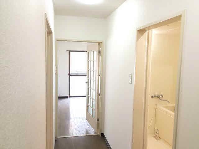 物件番号: 1025862472 ハイツ岡村  神戸市中央区八雲通3丁目 2LDK マンション 画像2
