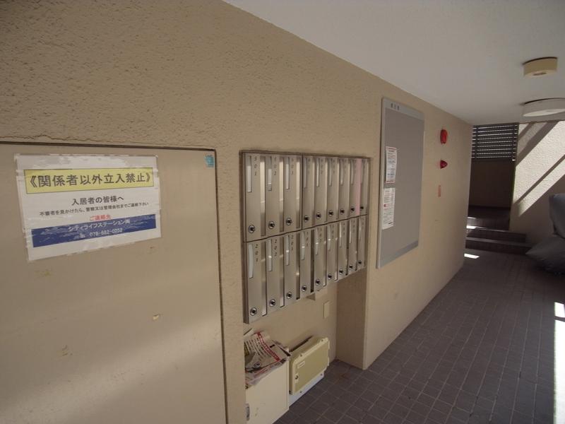 物件番号: 1025863694 シティライフ王子公園  神戸市灘区水道筋3丁目 1LDK マンション 画像17