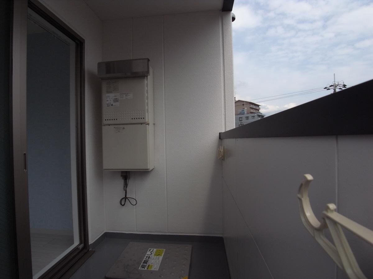 物件番号: 1025863380 プラネットハイツKOBEⅡ  神戸市兵庫区西柳原町 2DK マンション 画像7