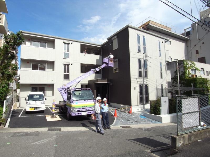 物件番号: 1025863534 KITANO COLN  神戸市中央区山本通2丁目 1LDK マンション 外観画像
