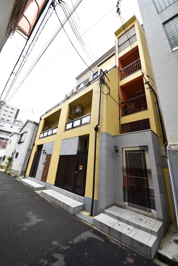 物件番号: 1025863652 花隈岩崎マンション  神戸市中央区花隈町 1LDK マンション 外観画像